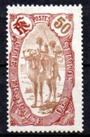 Col17  Colonie Cote Des Somalis  N° 78 Neuf X MH Cote 15,00€ - Côte Française Des Somalis (1894-1967)
