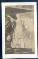 Photo Albuminée 1871 CDV En Italie à Rome Pape Pie IX   LZ75 - Fotos