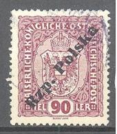 Pologne: Yvert N° 124° - ....-1919 Gouvernement Provisoire