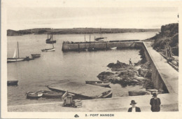 CPSM Port Manech - Francia