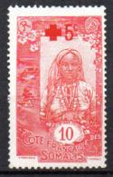 Col17  Colonie Cote Des Somalis  N° 100 Neuf XMH  Cote 15,00€ - Neufs