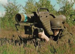 Armée Belge - Euro Missile Milan - Missile Antichar - Matériel