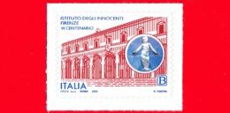 Nuovo - MNH - ITALIA - 2019 - 600 Anni Dell'Istituto Degli Innocenti (Firenze) – Facciata - B - 6. 1946-.. Repubblica