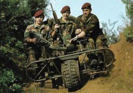 Armée Belge - AS 24 - Matériel