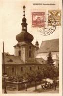 Rumburg Used Postcard From 1927 - Repubblica Ceca