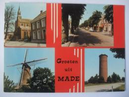 N21 Ansichtkaart Made - 1982 - Nederland