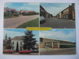 N21 Ansichtkaart Sint Willebrord - 1980 - Nederland