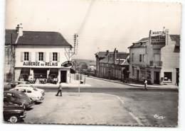Saulieu. Auberge Du Relais  Et Hotel Du Petit Marguery. Edit Cim . Coiffeur **Petite Dechirure Coté Gauche** - Saulieu
