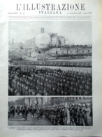 L'Illustrazione Italiana 17 Novembre 1935 Aksum Macallè Eritrea Scultura Vienna - Autres
