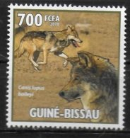 GUINEE BISSAU N° 3427 * * Loups - Briefmarken