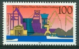 Bm Germany, BRD 1991 MiNr 1558 MNH | 275th Anniv Of Rhine-Ruhr Port, Duisburg - [7] Federal Republic