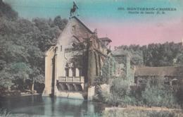 MONTGERON-CROSNES: Moulin De Senlis - Montgeron