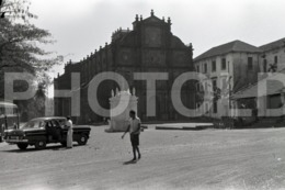 1961 FORD CONSUL GOA INDIA AMATEUR 35mm ORIGINAL NEGATIVE Not PHOTO No FOTO - Photography