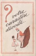 Petit Dépliant Du Chocolat Amieux Frères    ////  REF  OCT. 19 - Advertising