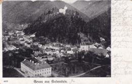 Gutenstein * Burgruine, Gesamtansicht * Österreich * AK1537 - Gutenstein