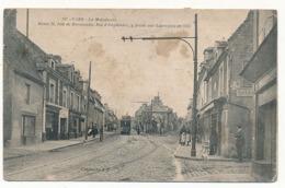CAEN - N° 147 - LA MALADRERIE ( AVEC CACHET HOPITAL AUXILIAIRE N° 9 CAEN LA MALADRERIE) - Caen