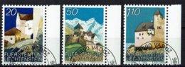 = Liechtenstein 1986 O = - Gebraucht