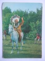 N23 Ansichtkaart Winnetou - Lex Barker En Pierre Brice (5) - Artistes