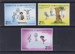 9.- TURKEY 2019 CHILDREN GAMES - 1921-... Republic