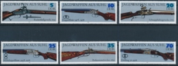 DDR - Historische Waffen - Jagdwaffen Aus Suhl - Einwandfrei Postfrische/** Serie - Other