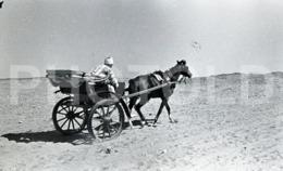 1961 CART EGYPT ARABIC REGION  AMATEUR 35mm ORIGINAL NEGATIVE Not PHOTO No FOTO - Photography