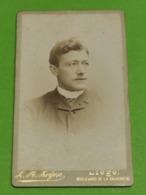 Photo Original, L. H. Zeyen, Liège. Charles Lohest - Antiche (ante 1900)