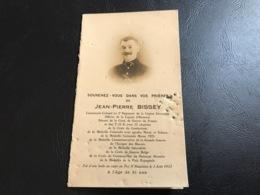 Souvenez Vous Dans Vos Prieres De Jean Pierre BISSEY Lt Colonel 2e Regiment Legion Etrangere Tué Au Tizi N'Hamdoun Maroc - Obituary Notices