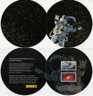 Germany - 2019 - Space And Astrophysics - Special Folder With 2 Stamps - [7] Federal Republic