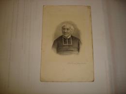 TRES RARE !! FAIRE PART MORT - BEAUMONT CURE CELESTIN ANDRE - DCD 1882 ( LITHO PORTRAIT ) - Esquela