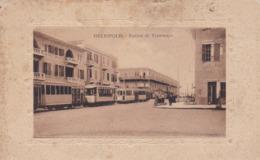 Egypte - Egypt - Heliopolis - Station De Tramways - Tram - Tramway - Ägypten