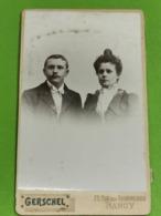 Photo Original, Gerschel, Nancy - Antiche (ante 1900)