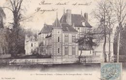SAINT-GEORGES MONTEL - Château - Côté Sud - Saint-Georges-Motel