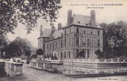 SAINT-GEORGES MONTEL - Château - Côté Nord Ouest - Saint-Georges-Motel