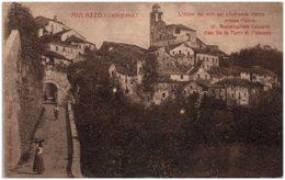 MULAZZO (Lunigiana) - L'Alber Dei Miti Qui S'infronda éterno Presso L'ulivo - Italy