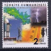 10.- TURKEY 2019 WORLD METEROLOGY DAY - 1921-... Republic