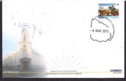 Uruguay - 2013 - FDC - Droits Des Travailleurs Ruraux - Arriero - Uruguay