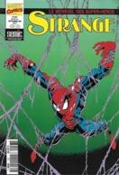 STRANGE  N° 297  - Septembre  1994 - Marvel  Comics Semic  - L' Araignée  Iron Man Namor  Les Vengeurs - Strange