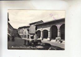 MONTALCINO -PIAZZA - Siena
