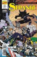 STRANGE  N° 298  - Octobre  1994 - Marvel  Comics Semic  - L' Araignée  Iron Man Namor  Les Vengeurs - Strange