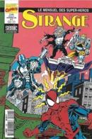 STRANGE  N° 299  - Novembre  1994 - Marvel  Comics Semic  - L' Araignée  Iron Man Namor  Les Vengeurs - Strange