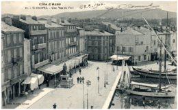 83 SAINT-TROPEZ - Une Vue Du Port - Saint-Tropez