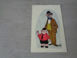 Carte ( 704 ) Strip  Strips    Kapoentje ? Door Marc Sleen - Bandes Dessinées