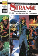 STRANGE  N° 300  - Décembre  1994 - Marvel  Comics Semic  - Strange En Fête Pour Son N°300 Eu Le 30 ème Anniversaire ... - Strange