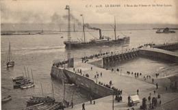 CP 76 Seine Maritime Le Havre L'Anse Des Pilotes Et Les Brise Lames 2058 CV - Autres