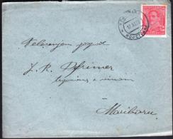 Yugoslavia Slovenia Mojstrana 1933 / Sent To Maribor / 1.50 D / King Alexander - Covers & Documents