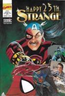 STRANGE  N° 301  - Janvier  1995 - Marvel  Comics Semic  - Happy 25 Th  (  Avec Poster  ) - Strange