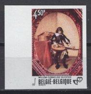 Belgique. 1976 COB N° 1827 ND. Cote 2018 : 12,50 € - Non Dentelés
