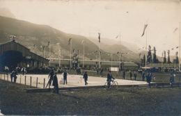 I134 - 38 - GRENOBLE - Isère - Carte Photo - Le Boulodrome - Concours De Boules Lyonnaise - Grenoble