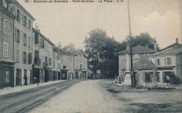 I134 - 38 - PONT-DE-CLAIX - Isère - La Place - Grenoble