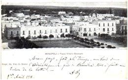 MONOPOLI - Piazza Vittorio Emanuele - Other Cities